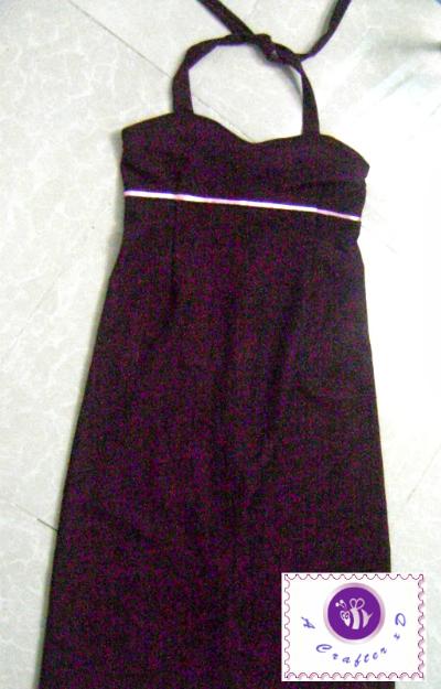 knee length dress sewing pattern