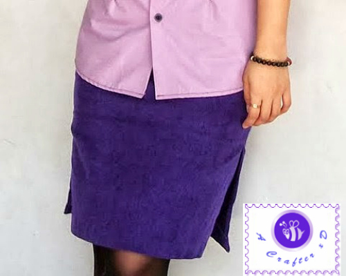 straight skirt pattern