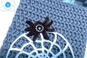 crochet spider free pattern