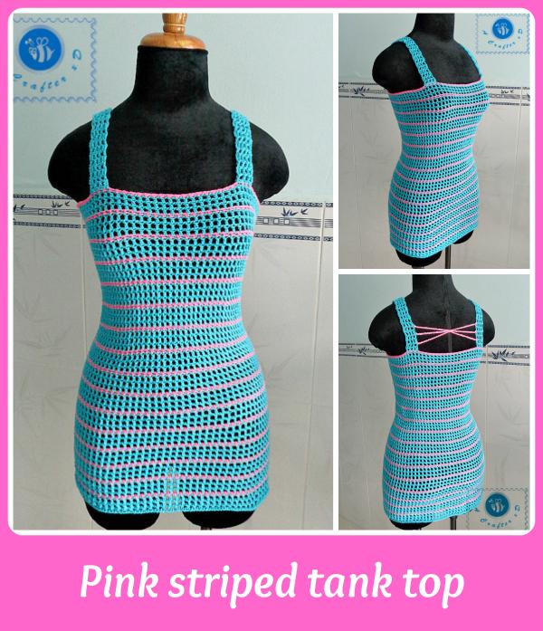 crochet tank top