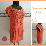 Crochet Summer air tunic