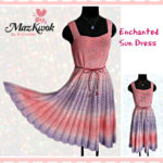Crochet Enchanted sun dress